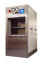 front loading laboratory autoclave 125 - 360 l Astell Scientific