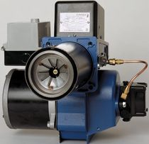 fuel oil burner 70 000 - 420 000 Btu/h | HS Wayne Combustion Systems