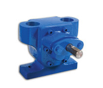fuel oil gear pump max. 80 l/min | BGP1/BGP1.25 series EMHKAM PUMPS