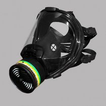 full face respirator PANAREA 7000 FILTER SERVICE