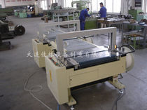 fully automatic vertical strapping machine max. 850 x 600 mm | JT-600A Dalian Jialin Machine Manufacture Co., Ltd.