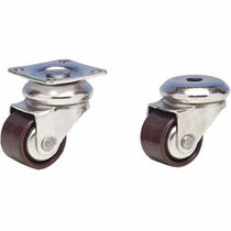 furniture caster max. 45 daN, max. ø 30 mm | MINI-FORTE GUITEL