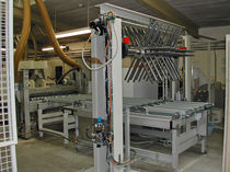 furniture panel turning machine  Ing. Büro Gottschild GmbH