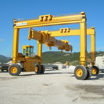 gantry crane for prefabrication sites MST 120 - 6 CIMOLAI TECHNOLOGY SpA