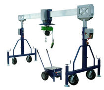 gantry crane with adjustable height max. 400 kg | XT 540  ZALLYS S.R.L.