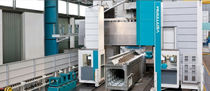 gantry type 3-axis CNC vertical machining center max. 4600 x 6000 x 5900 mm | VERTIRAM 1  PAMA