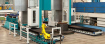 gantry type 3-axis CNC vertical machining center max. 5100 x 5000 x 6400 mm | VERTIRAM 2 PAMA