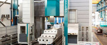 gantry type 3-axis CNC vertical machining center max. 5600 x 6000 x 6900 mm | VERTIRAM 3 PAMA