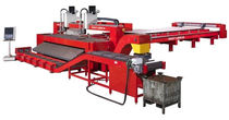 gantry type CNC plasma cutting machine MERLIN Farley Laserlab