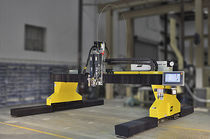 gantry type water-jet cutting machine 2.5 - 35560 mm/min | HYDROCUT™ LX  ESAB