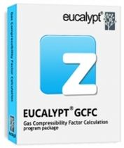gas compressibility factor calculation software EUCALYPT® GCFC EUCALYPT Systems, Inc.