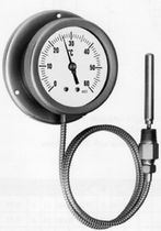 gas filled dial thermometer  Delta Controls