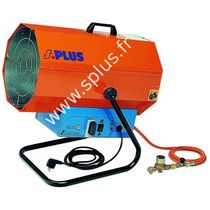 gas powered mobile hot air generator 50 - 100 kW | GG S.PLUS