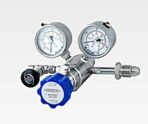 gas pressure regulator with manometers 0.06 Cv, 300 bar | CYL-300 series Pressure Tech Limited