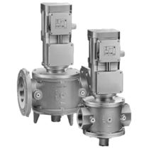 gas safety valve DN 40 - 250, max. 8 bar | VK series Elster Kromschröder