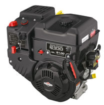 gasoline engine 21 ft-lbs, 420 cc | Snow 2100 series  BRIGGS and STRATTON