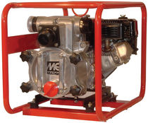 gasoline engine-driven centrifugal wastewater pump 800 L/min | QP2TH Multiquip, Inc.