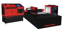gear cutting machine 5000 x 2500 x 1550 mm Wuhan Tianqi Laser Equipment Manufacturing Co., Ltd