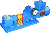 gear metering pump 1.2 - 18 cc/rev, max. 70 bar | D series Ultra Pompe S.r.l.