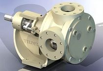 gear pump for the food industry 9 m³/h, 10 bar | YKF - 4 series Yildiz Pompa ve Mak. San. Tic. Ltd. Sti.