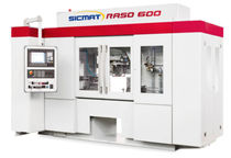 gear shaving machine max. &oslash; 600 mm | Raso 600 CNC Sicmat