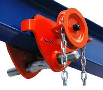 geared hoist trolley 0.5 - 5 t | SG series HU-LIFT