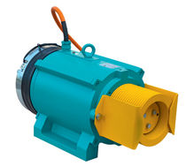 gearless synchronous electric motor for elevators 320 - 675 kG, 0.5 - 1.75 m/s | WSG-SO WITTUR