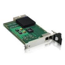Gigabit Ethernet (GigE) network interface card 2 ports, 10/100/1000 Mbps | CP342 Kontron America