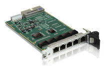 Gigabit Ethernet (GigE) network interface card CP932 Kontron America