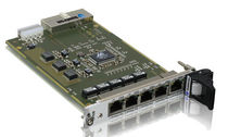 Gigabit Ethernet (GigE) network interface card CP930 Kontron America