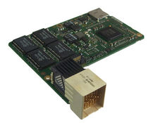 Gigabit Ethernet mezzanine board 10/100/1000 Base-T | GM1  MEN Mikro Elektronik