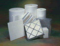 glass fiber nonwoven filter media LydAir® MG  Lydall Filtration