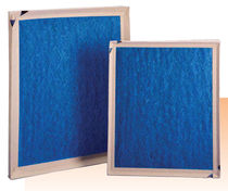 glass fiber panel air filter F312 - P312 Purolator