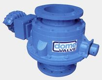 globe valve for bulk products  Clyde Process Limited