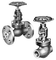 globe valve  Flowserve Corporation Europe