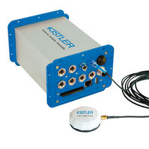 GPS data-logger for dynamic automotive test max. 1 600 km/h, max. 500 Hz | CGPSLA  KISTLER