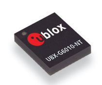GPS microchip -162 dBm  U-Blox