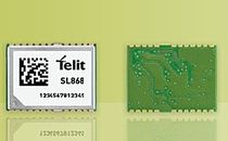GPS receiver module SL868  Telit
