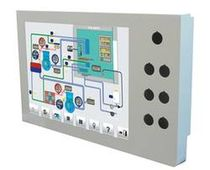 graphical HMI terminal  SR SYSTEM-ELEKTRONIK GmbH
