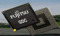 graphics display controller  Fujitsu