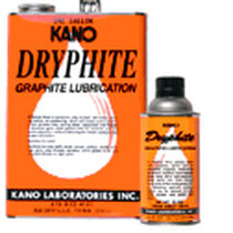 graphite lubricant Dryphite KANO
