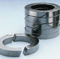 graphite seal and ring  IDT Industrie- und Dichtungstechnik Werk Kupferring GmbH