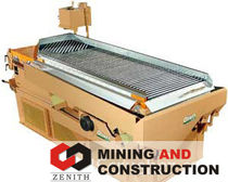gravity classifier  Shanghai Zenith Mining and Construction Machinery