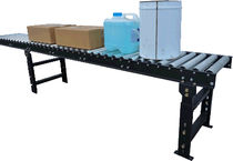 gravity roller conveyor  Weir & Harrod Packaging Machinery