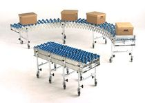 gravity skate wheel conveyor  Owens Conveyor Company