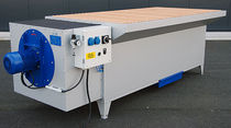 grinding downdraft table  Rippert Anlagentechnik GmbH & Co. KG