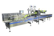 H-FFS flow wrapper bagging machine Window-pack SynchroPACK