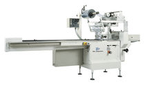 H-FFS flow wrapper bagging machine for food products max. 100 p/min | Swift PFM Packaging Machinery