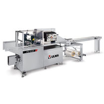 H-FFS flow wrapper bagging machine with MAP (3-side sealed) PV-550 series ULMA Packaging