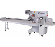 H-FFS flow wrapper bagging machine 40 - 200 p/min | WH 250, WH 350, WH 450 Wraptech Machines Pvt., Ltd.